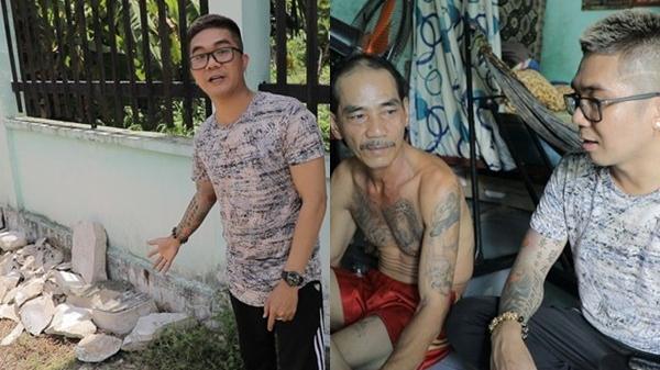 Ca sĩ Khánh Đơn lên tiếng khi bị chỉ trích đến hiện trường vụ án th.i th.ể bị đổ bê tông quay phim
