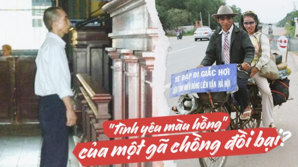 Sự thật gh.ê t.ởm đằng sau chuyện tình của gã đàn ông hành nghề gi.ác h.ơi xuyên Việt và cô vợ nhặt khiến MXH dậy sóng những ngày gần đây