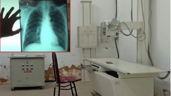 Bé gái nghi bị h.iếp d.âm trong phòng X-quang: Chụp chiếu tim, phổi nhưng b.ắt cởi cả quần ló.t...