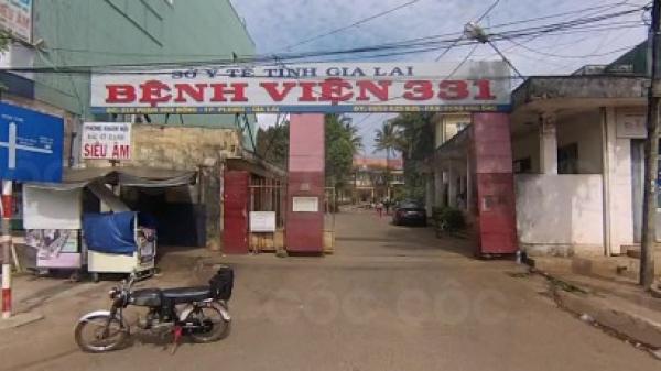 Gia Lai: Cơ sở vật chất bệnh viện 331 lạc hậu, xuống cấp tr.ầm tr.ọng