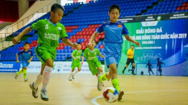 Thái Bình: Bamboo Airways Thái Bình chiến thắng vang dội ngay trận ra quân Giải bóng đá Thiếu niên – Nhi đồng toàn quốc