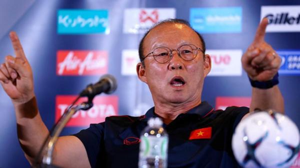 HLV Park Hang-seo: 'Tại sao chúng tôi phải sợ Thái Lan?'