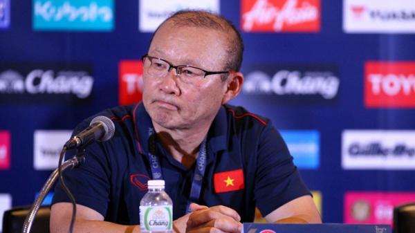 HLV Park Hang-seo phát biểu gì sau trận thắng nghẹt thở trước Thái Lan?