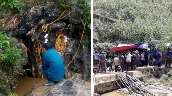 Hàng trăm người nỗ lực cứu thoát nạn nhân mắc kẹt 1 tuần trong hang sâu