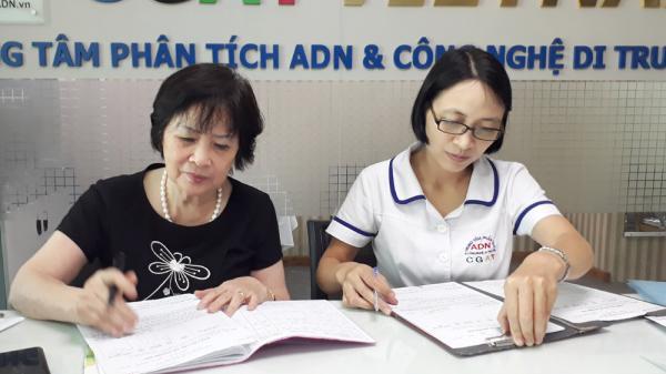 Bị vợ lừa suốt 20 năm, thầy giáo  bật khóc trong phòng xét nghiệm ADN