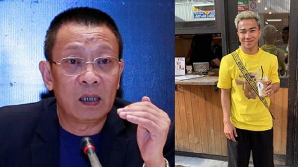 """MC Lại Văn Sâm thắng thắn chê """"Messi Thái"""": 'Bất tài và vô học'"""