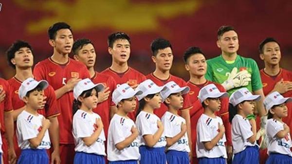 ĐT Việt Nam sẽ triệu tập 27 cầu thủ dự Vòng loại World Cup 2022