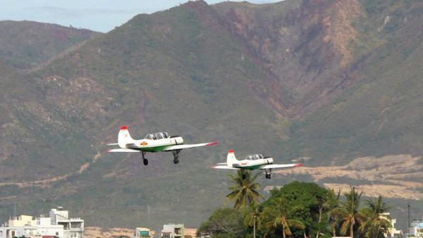 Máy bay quân sự Không quân vừa rơi khiến 2 phi công t.ử nạn là loại gì?