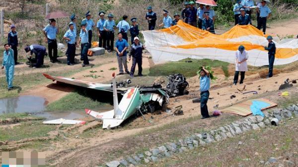 Đề nghị thăng quân hàm cho 2 phi công hy sinh trong vụ rơi máy bay Yak-52