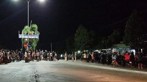 VỪA XONG: Thiếu uý nổ s.úng b.ắn 3 đồng đội cố thủ trong đồn đã tự kết liễu mình