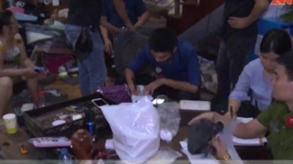 Thái Bình: B.ắt gi.ữ khẩn cấp nữ qu.ái ng.uy hi.ểm cùng đồng bọn mua bán m.a t.ú.y quy mô lớn