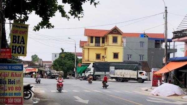 """Thái Bình: Ngã tư """"t.ử thần"""" chưa có đèn tín hiệu giao thông"""
