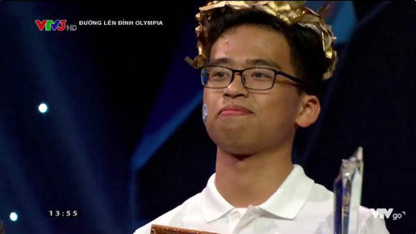 Cuộc thi tuần Olympia gây chú ý vì toàn nam sinh điển trai
