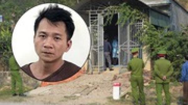 Đang thực nghiệm điều tra vụ nữ sinh giao gà bị s.át h.ại, Vương Văn Hùng tái hiện từ thời điểm gọi điện cho n.ạn nh.ân