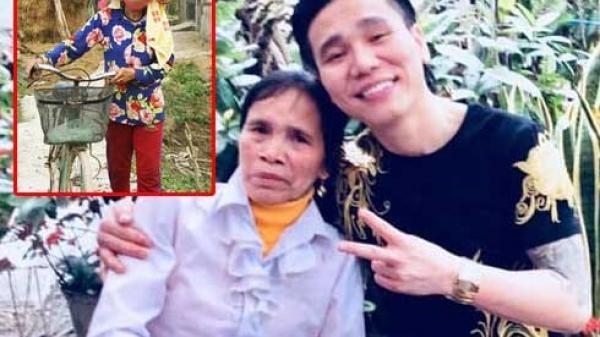 Lộ hình ảnh khắc khổ của mẹ ca sĩ Châu Việt Cường trước khi bị tàu hỏa đ.âm t.ử v.ong