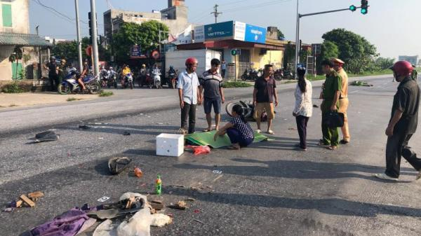 Tai nạn nghiêm trọng vừa xong: Truy bắt khẩn trương tài xế gây tai nạn ch.ết người rồi bỏ chạy