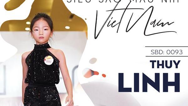 'Nàng thơ' Tuyên Quang chinh phục thành công chiếc chìa khóa vàng đến bán kết Siêu sao mẫu nhí Việt Nam 2019