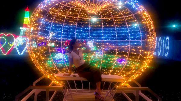 Nam Định: Bất ngờ hé lộ những hình ảnh đầu tiên siêu lung linh tại lễ hội ánh sáng lớn nhất Việt Nam