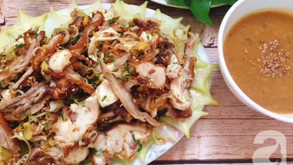 Thử ngay món tái thỏ ăn một lần nhớ mãi không quên của người Nam Định