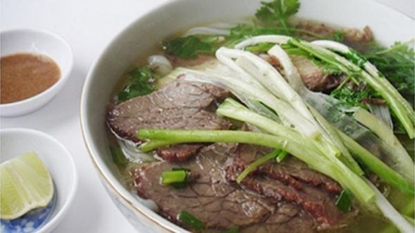 Về Nam Định ghé thăm quán phở nức lòng du khách gần xa