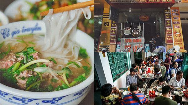Phở Nam Định có từ bao giờ, nổi tiếng thế nào mà đi đâu cũng có?