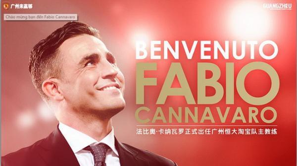 Nam Định & Than Quảng Ninh đối đầu đội bóng của cựu danh thủ Cannavaro