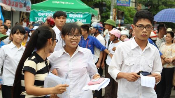 Nam Định sẵn sàng cho kỳ thi THPT quốc gia 2017