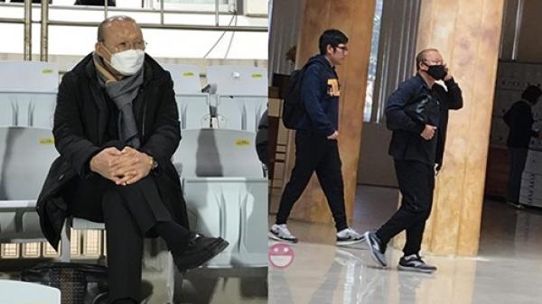 Đến Việt Nam từ vùng dịch Covid-19 Hàn Quốc, thầy Park có bị cách ly?