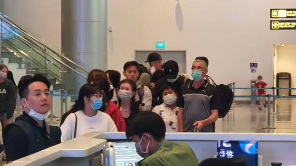 Hủy tất cả chuyến bay từ vùng dịch Daegu ở Hàn Quốc đến Đà Nẵng