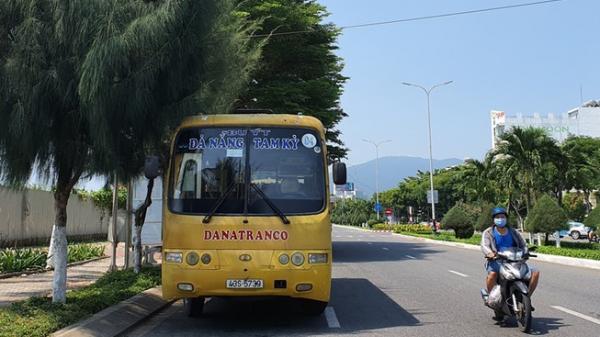 Quảng Nam lo 'vỡ trận' xe buýt liên tỉnh với Đà Nẵng