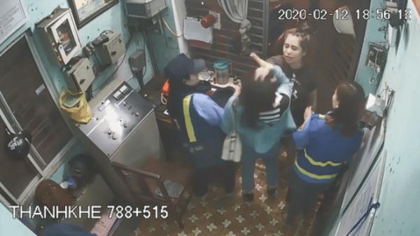 Đà Nẵng: Phóng viên VTV8 bị hành hung khi tác nghiệp