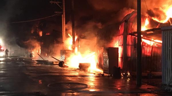 Bước đầu xác định danh tính 6 lao động Việt thiệt mạng trong đám cháy nhà máy kinh hoàng ở Đài Loan