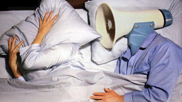 NGUY HIỂM khi ngủ ngáy to và cách chữa ĐƠN GIẢN, HIỆU QUẢ
