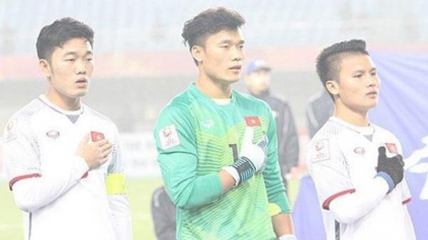 Xuân Trường, Quang Hải, Tiến Dũng được FOX Sports xướng tên ở đội hình 'trong mơ' của U23 châu Á
