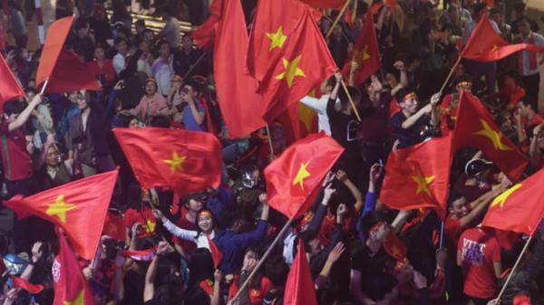 Sự cuồng nhiệt của CĐV dành cho U23 Việt Nam làm 'dậy sóng' LĐBĐ châu Á