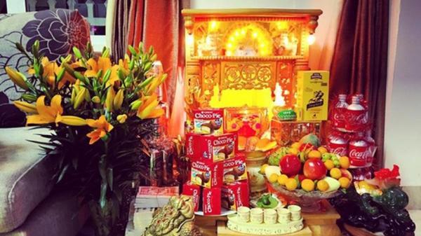Đặt bàn thờ Thần Tài như thế nào để ngày vía Thần Tài lộc vào đầy nhà?