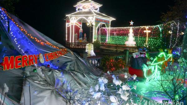 Giáng sinh ở Nghệ An nên đi đâu?