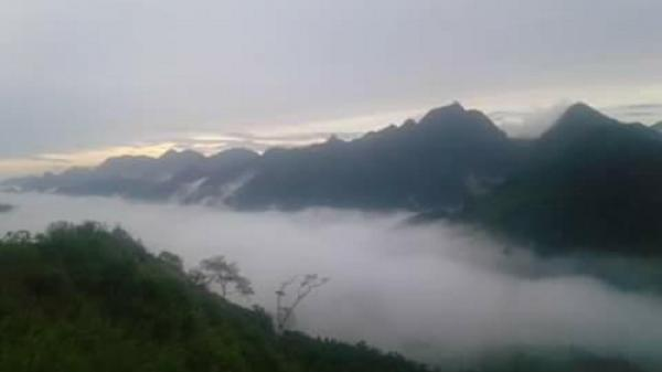 Thung lũng miền tây xứ Nghệ hóa 'tiên cảnh' làm mê đắm lòng người