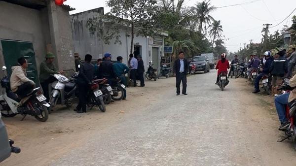 Truy bắt nhóm nghi phạm cắt cổ nam thanh niên ở Nghệ An