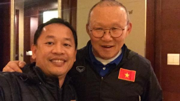 """HOT: Người đàn ông xứ Nghệ quyền lực nắm giữ nhiều """"bí mật"""" của HLV Park Hang Seo"""
