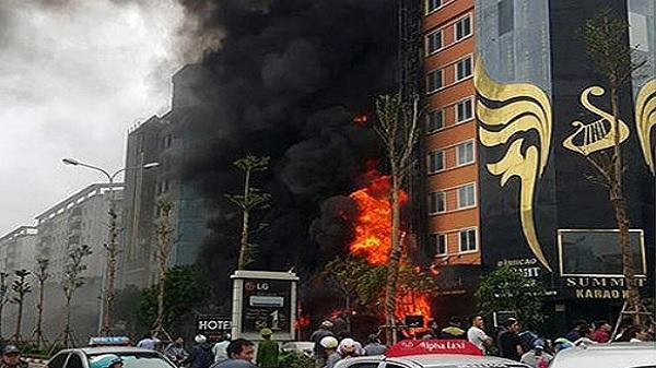 Kinh hoàng ám ảnh con số 13 người chết trong 6 vụ tai nạn thảm khốc