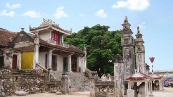 Những bí ẩn về khúc gỗ 'thần' có hồn người ở ngôi đền linh thiêng bậc nhất xứ Nghệ