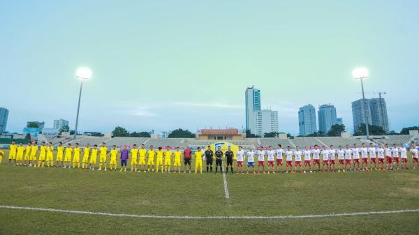 Trận đấu bóng đá từ thiện FC Music & Các tuyển thủ Sông Lam Nghệ An