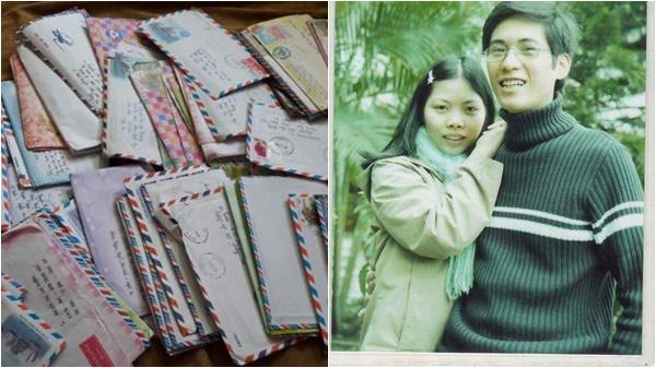 Chuyện tình cô nàng xứ Nghệ: Bén duyên từ những lá thư tay và cái kết hạnh phúc khi yêu xa tận 500km