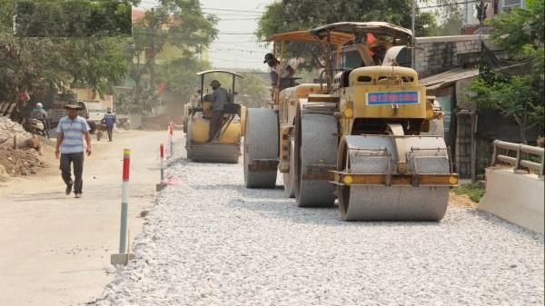 Nghệ An: 176 tỷ đồng sửa đường trước mùa mưa