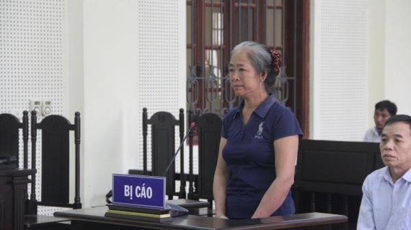 """""""Nữ quái"""" Nghệ An hầu tòa vì nhẫn tâm bán con gái chị ruột sang Trung Quốc"""