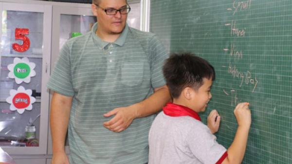 12 trường phổ thông ở Nghệ An được phép đưa giáo viên bản ngữ vào giảng dạy tiếng Anh