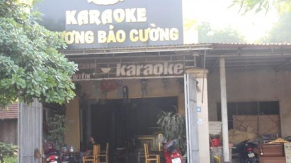"""Hà Tĩnh: Bắt quả tang 5 nam thanh nữ tú """"chơi"""" m.a t.úy, bay l.ắc trong quán karaoke"""