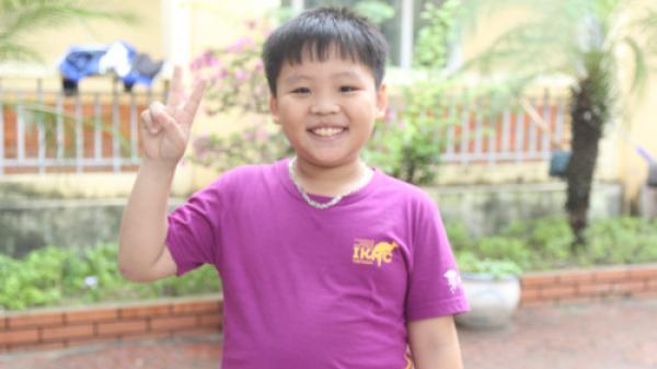 Ước mơ hồn nhiên của cậu bé Vàng toán học ở Nghệ An