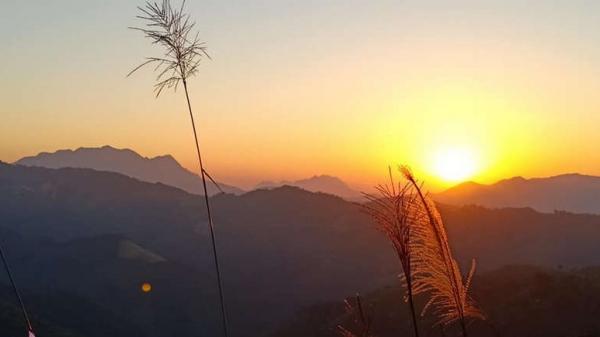 """Nên thơ cảnh sắc Kỳ Sơn (Nghệ An) qua """"góc nhìn"""" của thầy giáo vùng cao"""